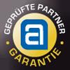geprüfte Partner Garantie